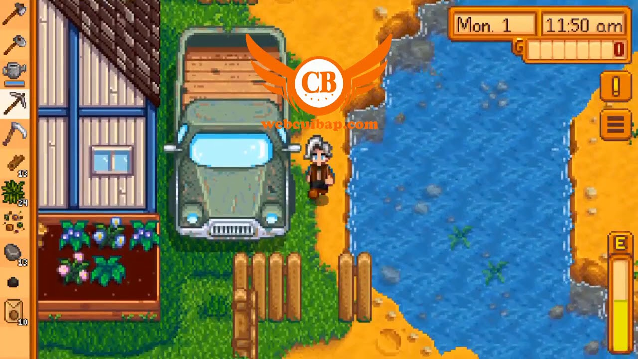 🌴 Stardew Valley mod APK + DATA for Android 🌴 // Android gameplay 🎮
