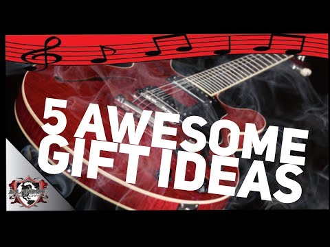 5 Great Gift Ideas for someone Learning Guitar! Under $30