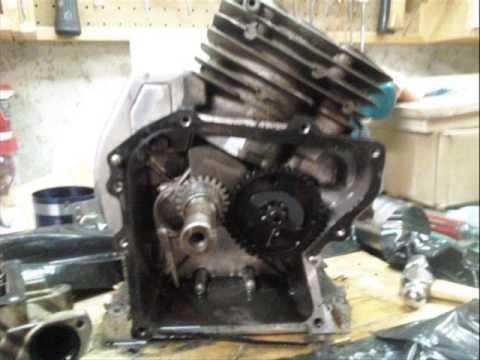 6hp tecumseh power sport teardown and rebuild youtube rh youtube com Tecumseh 6 HP Motor 6 HP Tecumseh Go Kart
