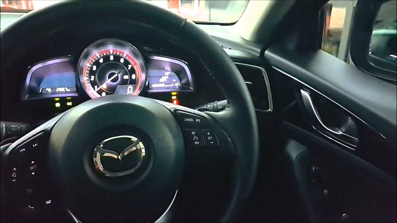 Mazda 3 OBD lock, Plug and play