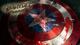 Captain America Shield | Gauntlet