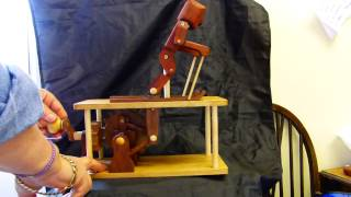 Wood Automata Project