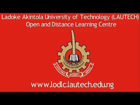 LAUTECH Online Distance Learning