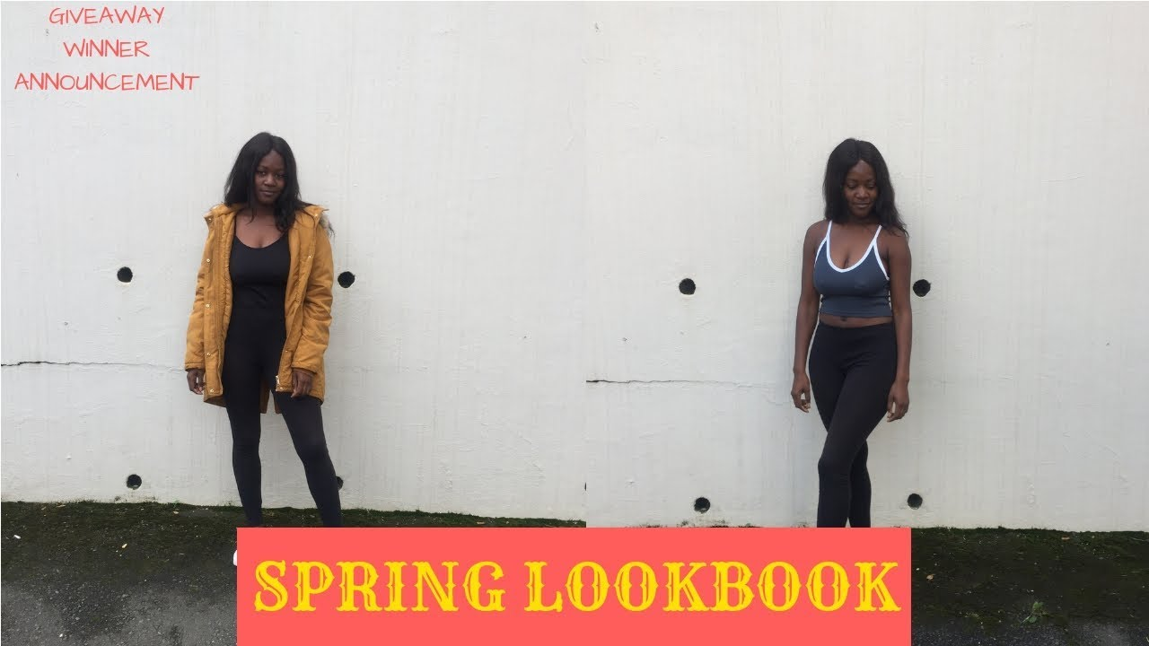 Spring LookBook ft Spree, Superbalist & Cotton On || & || GiveAway Winner