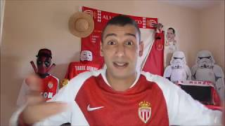 Tarek debrief FC Brugge Monaco 1 1