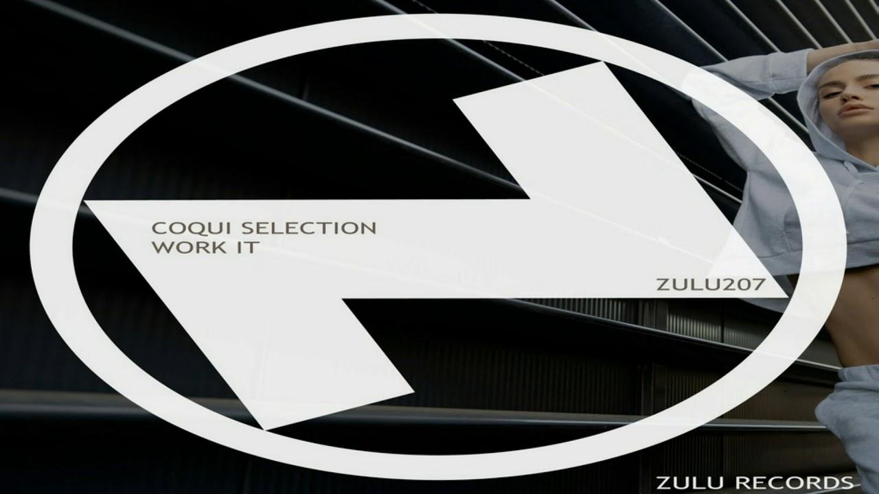 "Coqui Selection ""WORK IT"" (Zulu Records)"