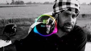 Mitran Di Chatri : Babbu Maan |8D Audio| 8D Songs Library | USE HEADPHONES