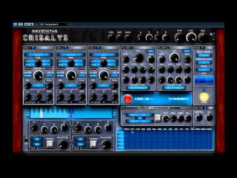 Free VST - Crisalys Synth - vstplanet.com