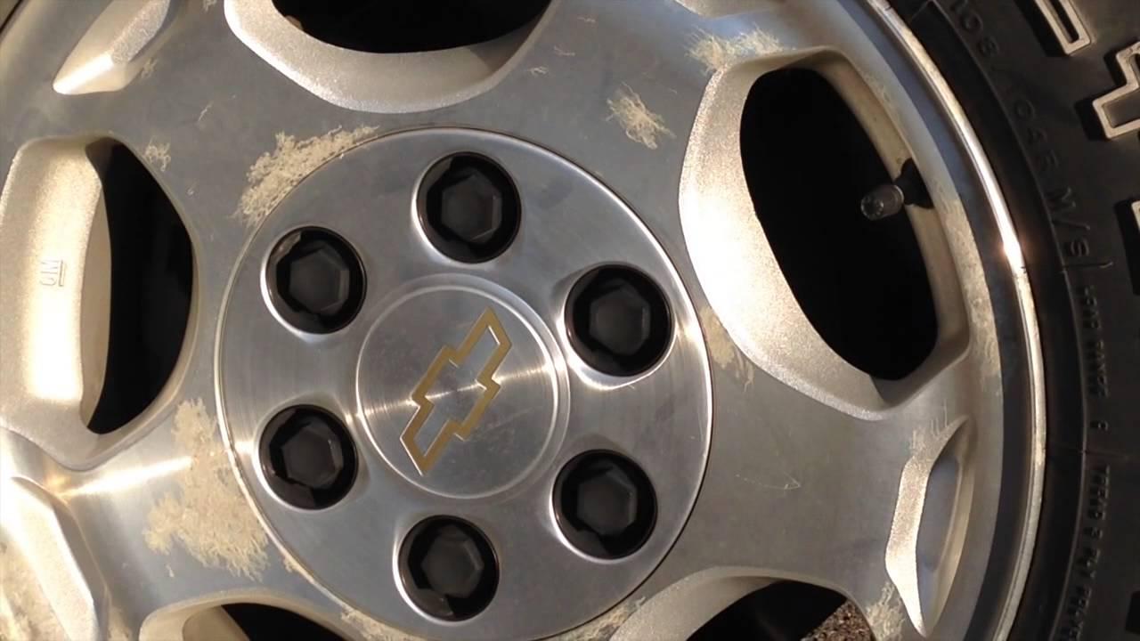 Chevy Cruze Problems >> Flat tire problems-2004 Chevy Silverado Truck part 2-2 ...