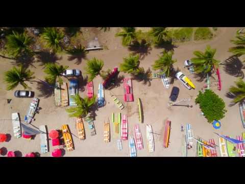 Porto de Galinhas Beach (PE- Brazil) 2017 - Drone view