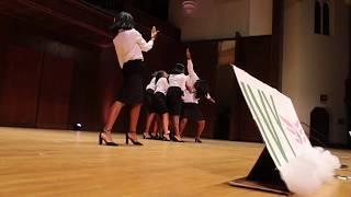 Iota Lambda AKA39s 1st Place Step Show 2018