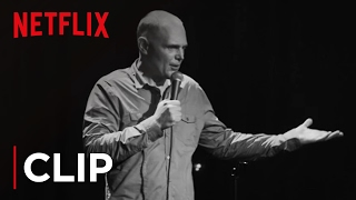 Bill Burr: I'm Sorry You Feel That Way   Clip: Growing Up   Netflix