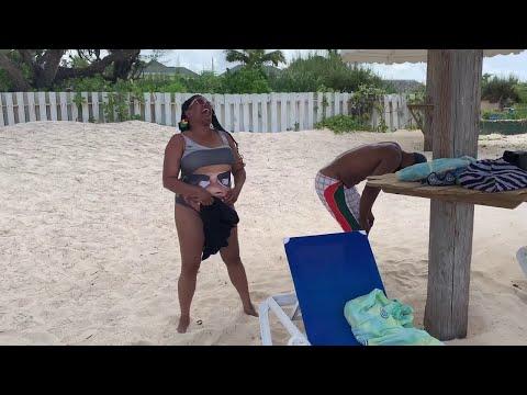 Best Bathing Suit Reveal Ever || ViralHog