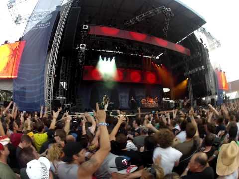 River's Edge Music Festival: Tool - Jambi Live