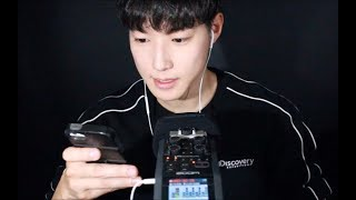 Video [ENG SUB] KOREAN ASMR|10K Subscribers Q&A|Reading Comments|Male ASMR|Whispering download MP3, 3GP, MP4, WEBM, AVI, FLV Juli 2018