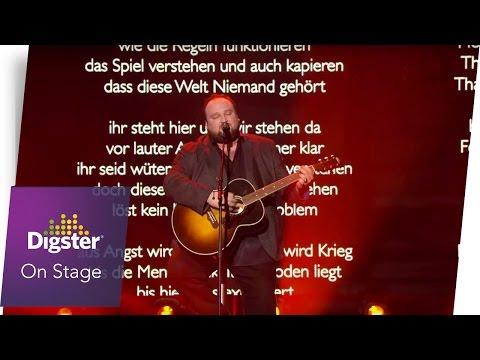 Alex Diehl - Nur ein Lied (Live beim ESC-Vorentscheid)
