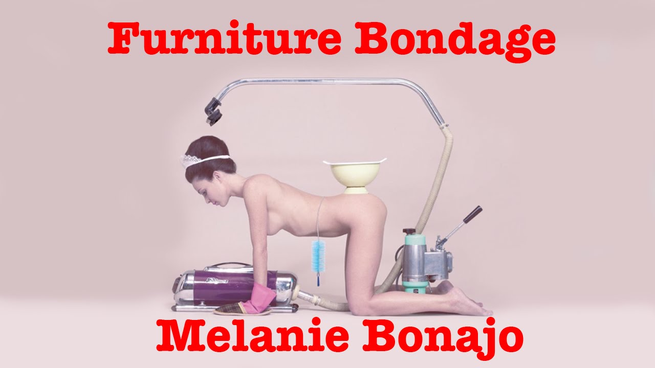 Furniture Bondage The Thing About Melanie Bonajo Youtube