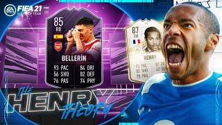 WE START THE SPECIAL BELLERIN CARD! (The Henry Theory #20) (FIFA Ultimate Team)