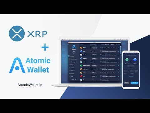 Ripple XRP Atomic Wallet