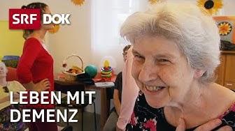 Leben mit Demenz – Geschichten von Betroffenen und Betreuern | Doku | SRF DOK