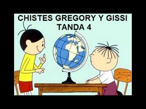 EL REVENTON CHISTES GREGORY Y GISSI TANDA 4