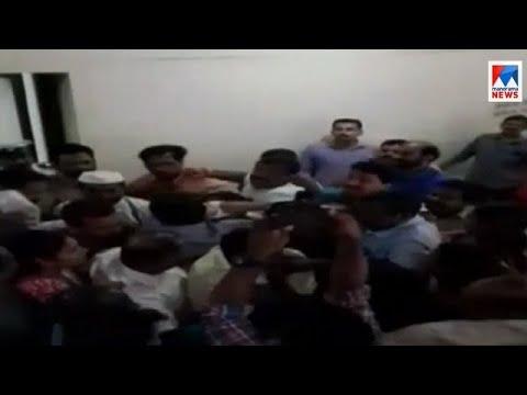 Conflict between councillors in Trivandrum corporation