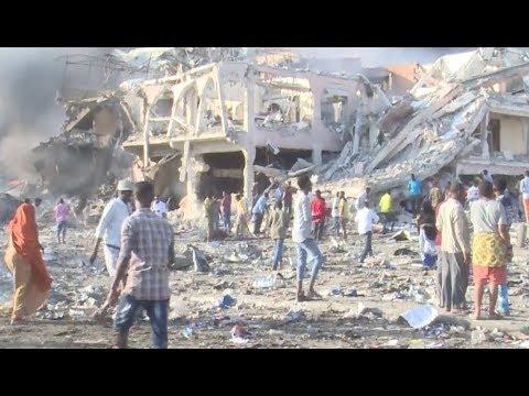 Somalia's Worst Terrorist Attack: Over 200 Killed in Mogadishu Truck Bomb