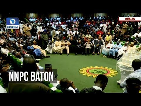 Valedictory Session For Outgoing NNPC GMD Pt.2
