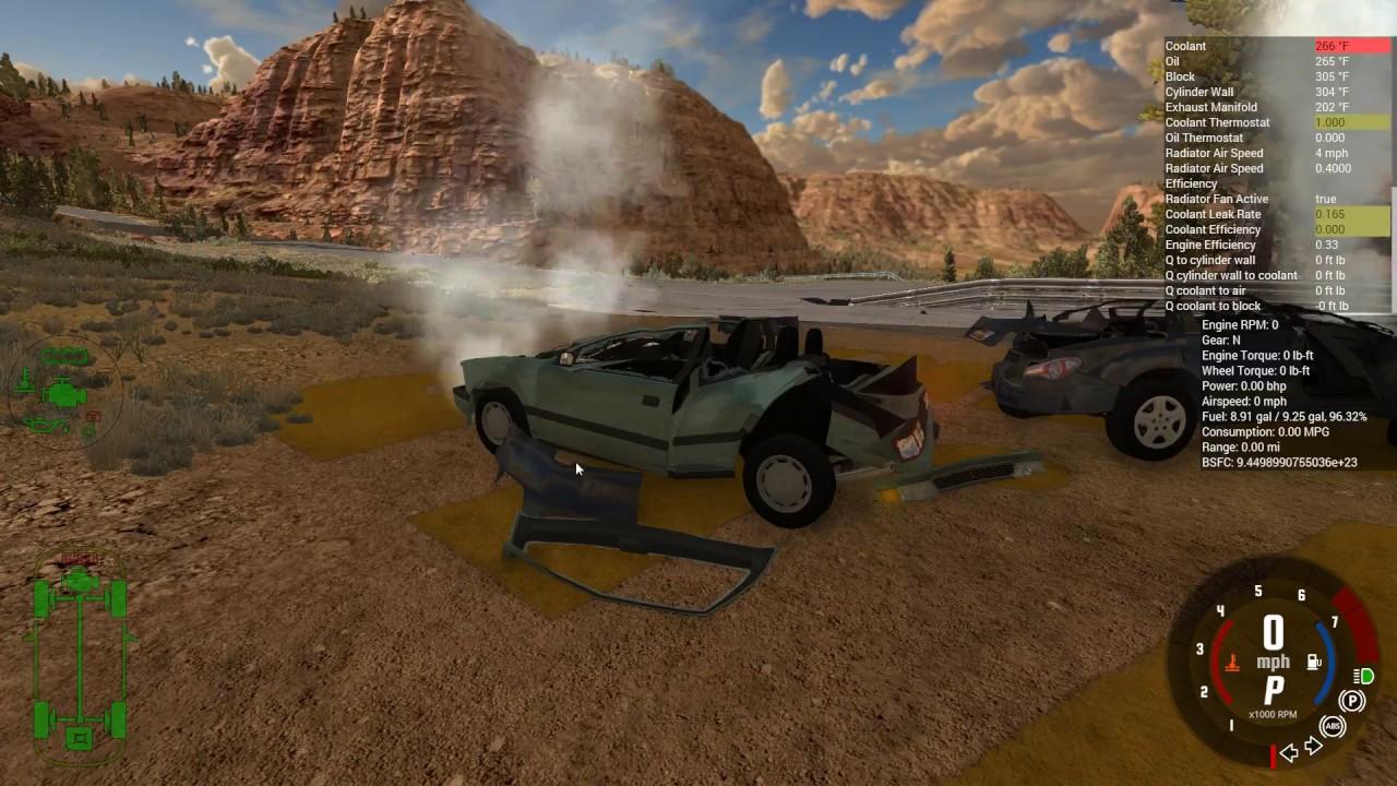 beamng drive game engine