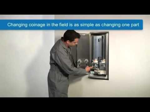 Bobrick ADA-Compliant Push-Button Operated Napkin/Tampon Vendors
