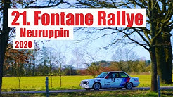 21. Fontane Rallye 2020 , Neuruppin