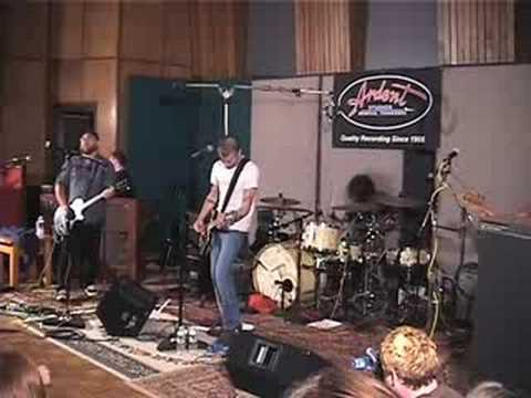 "Ardent Sessions: Lucero - ""Wasted"""