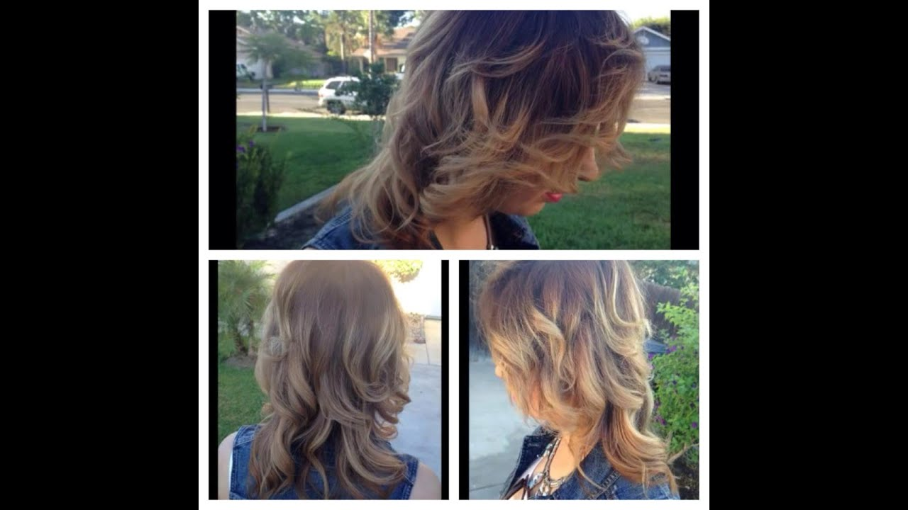 Como hacer mechas balayage pelo corto