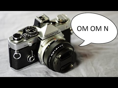Introduction to the Olympus OM-2N (OM-2n), Video 1 of 2