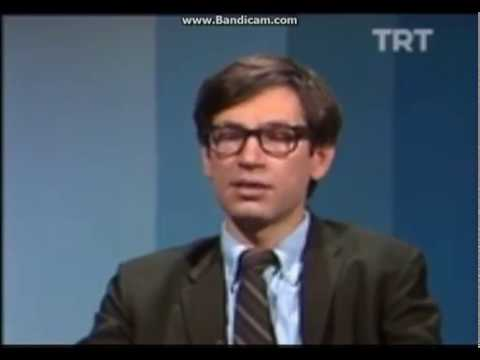 Orhan Pamuk romanlarını nasıl yazar? (1986)