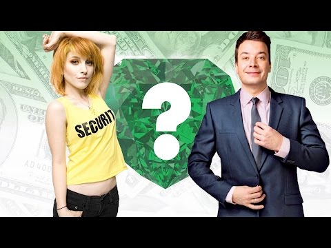 WHO'S RICHER? - Hayley Williams or Jimmy Fallon? - Net Worth Revealed!