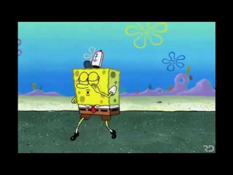 Spongebob Signs PPAP (PEN PINEAPPLE APPLE PEN)