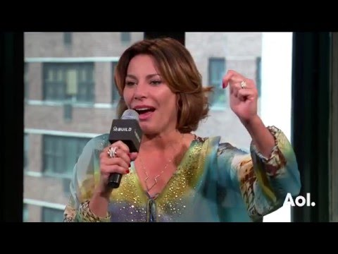 "LuAnn de Lesseps On ""Real Housewives Of New York City"" 