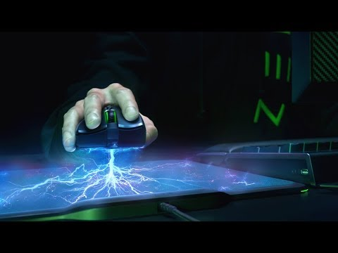 Razer Mamba + Firefly HyperFlux  | True Wireless Freedom