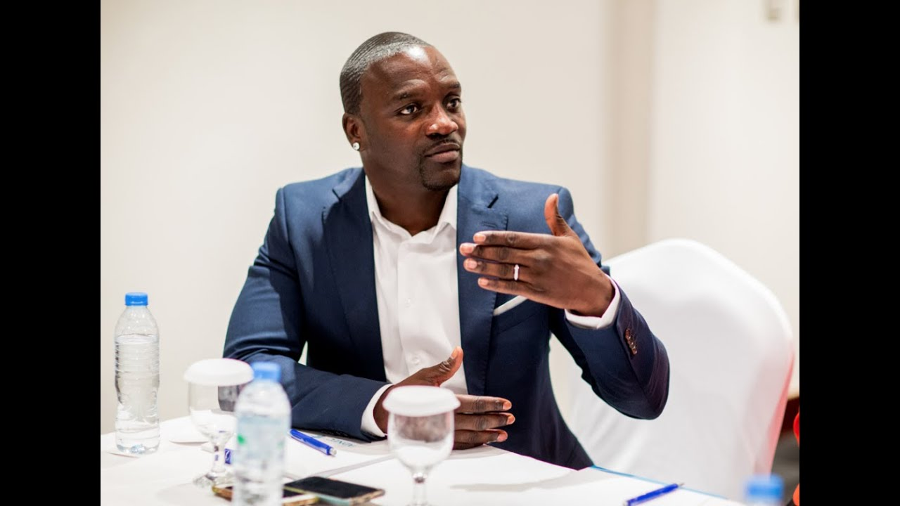 "Akon Breaks Down His ""Akon Lighting Africa"" Project Once & For All"