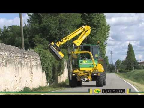 ILF S1500 - Braccio mod France - Arm mod France - Energreen