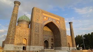 L'Organisation mondiale du tourisme fait étape à Samarcande - focus