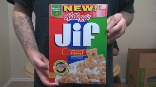 Cerealous Business - Jif Peanut Butter Cereal