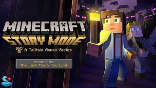 Minecraft: Story Mode - Episode 3 The Last Place You Look (Minecraft: Story Mode Live Stream)