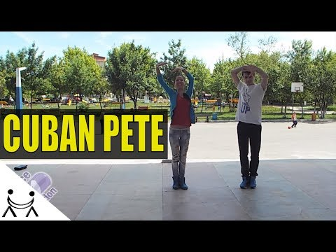Cuban Pete  - THE MASK (movie) | Dance with Adina & Clemy