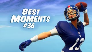 "Highlights #36 NFL Skin ""Blitz"" - Fortnite Battle Royale 