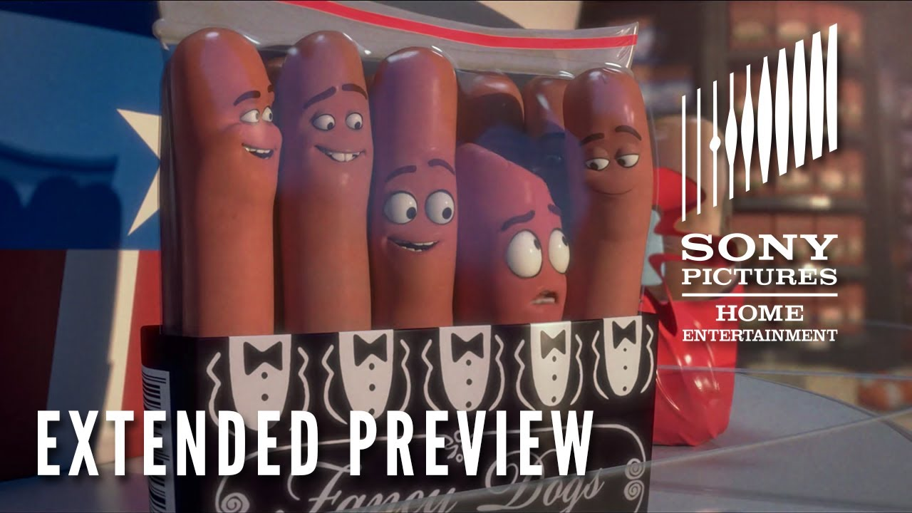 Download SAUSAGE PARTY – FIRST 10 MINUTES OF THE MOVIE! - On Digital Now!