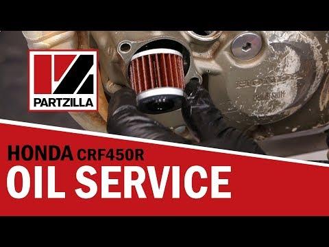 honda-crf-450-oil-change-|-2005-honda-crf450-r-|-partzilla.com