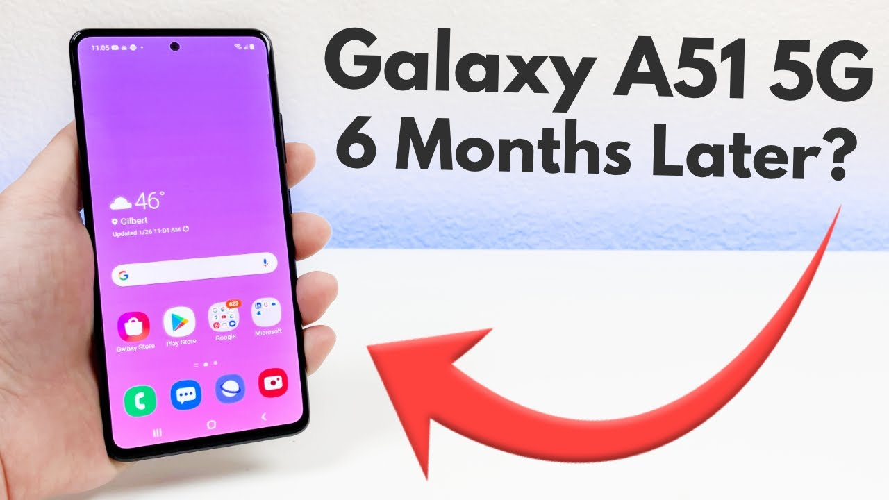 Samsung Galaxy A51 5g 6 Months Later Review Youtube