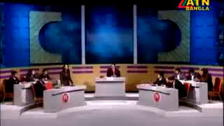 mizanur rahman debate atn bangla on war crimes 09